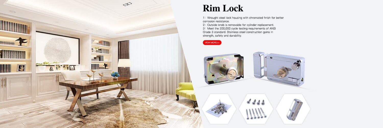 Zhongshan Tiffanthy Hardware Product Rim Lock - Door Rim Locks-The Most Comprehensive Buying Guide