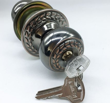 One Sided Door Knob Lock For Bedroom Doors From The Outside 9540