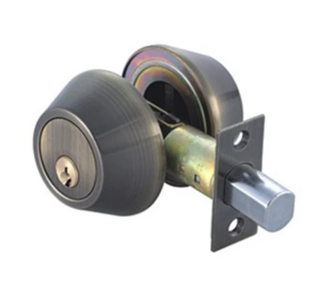 Gatehouse And Iron Gate Interlocking Double Key Deadlock D102 1 - Gatehouse And Iron Gate Interlocking Double Key Deadlock D102