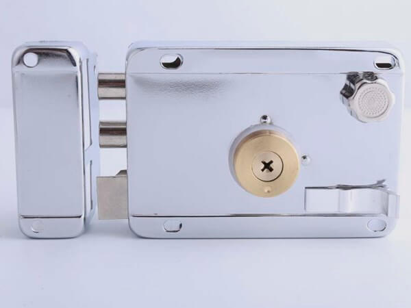 High Security External Gate Rim Locks For Interior Doors 211CP CA 2 - High Security External Gate Rim Locks For Interior Doors 211CP-CA