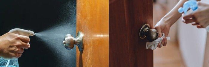 Disinfect doorknobs - What is Door Knob-The Most Comprehensive Introduction