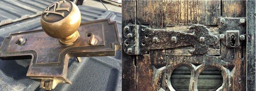 Door knob history - What is door knob?