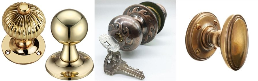 antique and Rustic Door Knobs - What is door knob?