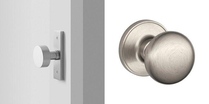 nickel door knobs - What is Door Knob-The Most Comprehensive Introduction