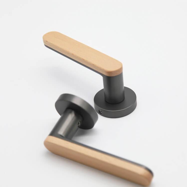 1609918104 wooden lever door handles - How To Choose Lever Door Handle?The Complete Guide