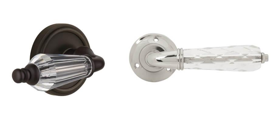 1609919589 crystal lever door handles - How To Choose Lever Door Handle?The Complete Guide