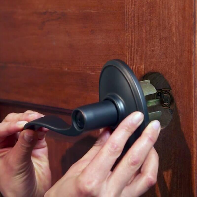 1609926637 how to install door knobs levers 6 - How To Choose Lever Door Handle?The Complete Guide