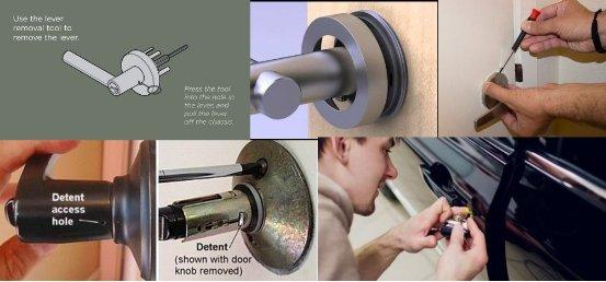 How to Fit Lever on a RoseDoor Handle - Lever Door Handles