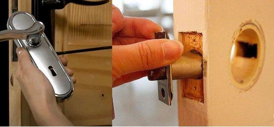 How to Fix a Loose Lever Door Handle - Lever Door Handles