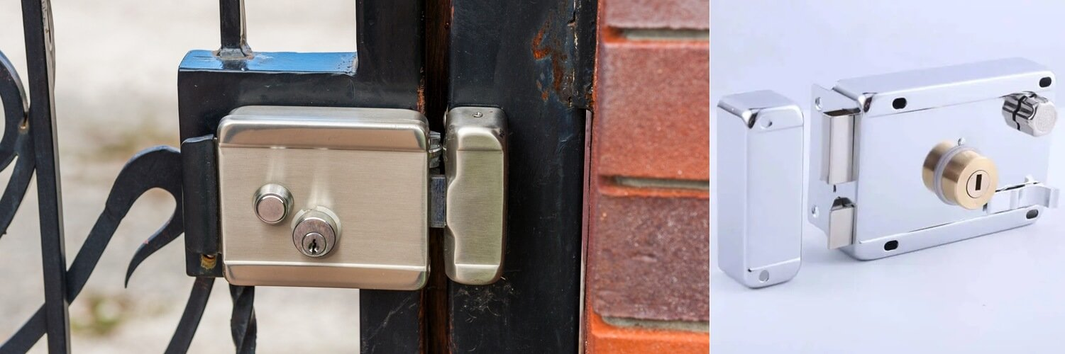 As Auxiliary Locks horz - Door Rim Locks-The Most Comprehensive Buying Guide