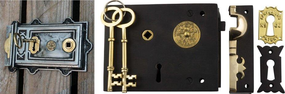 As Decorative Locks - Door Rim Locks-The Most Comprehensive Buying Guide