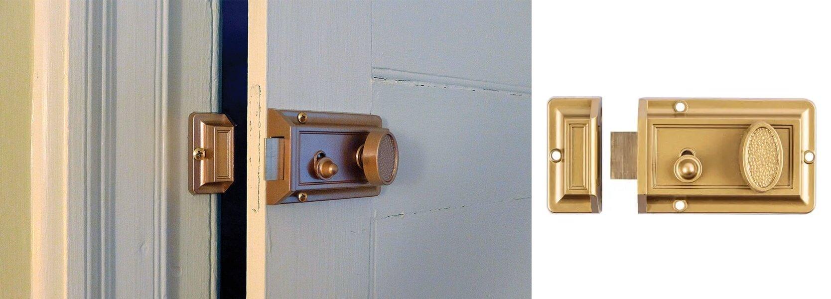 As Indoor Locks - Door Rim Locks-The Most Comprehensive Buying Guide
