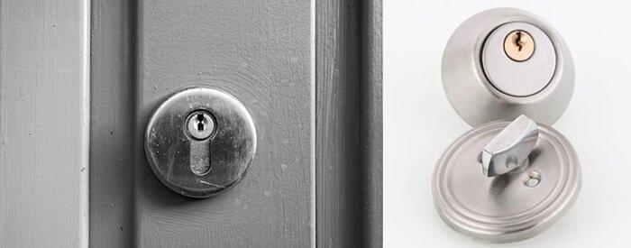 Deadbolt Keyhole - Deadbolt Locks-The Ultimate Buying Guide