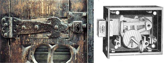 History of Deadbolt locks - Deadbolt Locks-The Ultimate Buying Guide