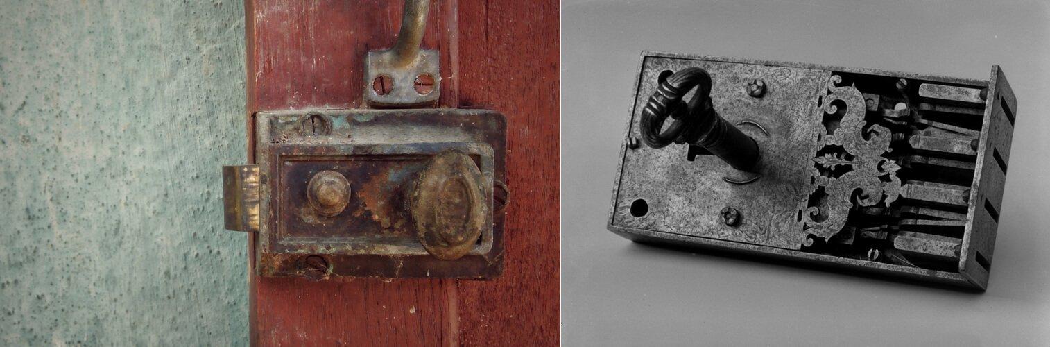 Rim Lock History 1 - Door Rim Locks-The Most Comprehensive Buying Guide